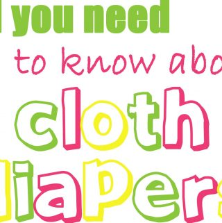 Cloth Diapering 101 {Why Use Cloth}