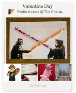 Valentine Pinterest Board