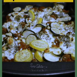 Pin Test: Lo Carb Lasagna, Paleo Style