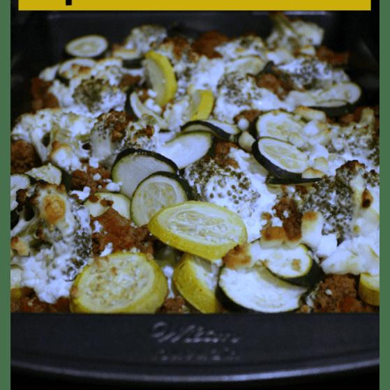 Lo-carb, no noodle lasagna. Paleo Diet