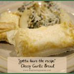 Cheesy, Garlic, Bread, Best, Delicous