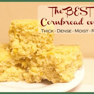 Kimber's Favorite Cornbread