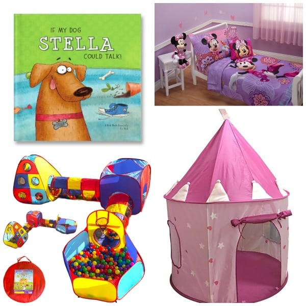 1 Year Old Christmas Gift Ideas 2018 Books Bedding Tunnels And Tents
