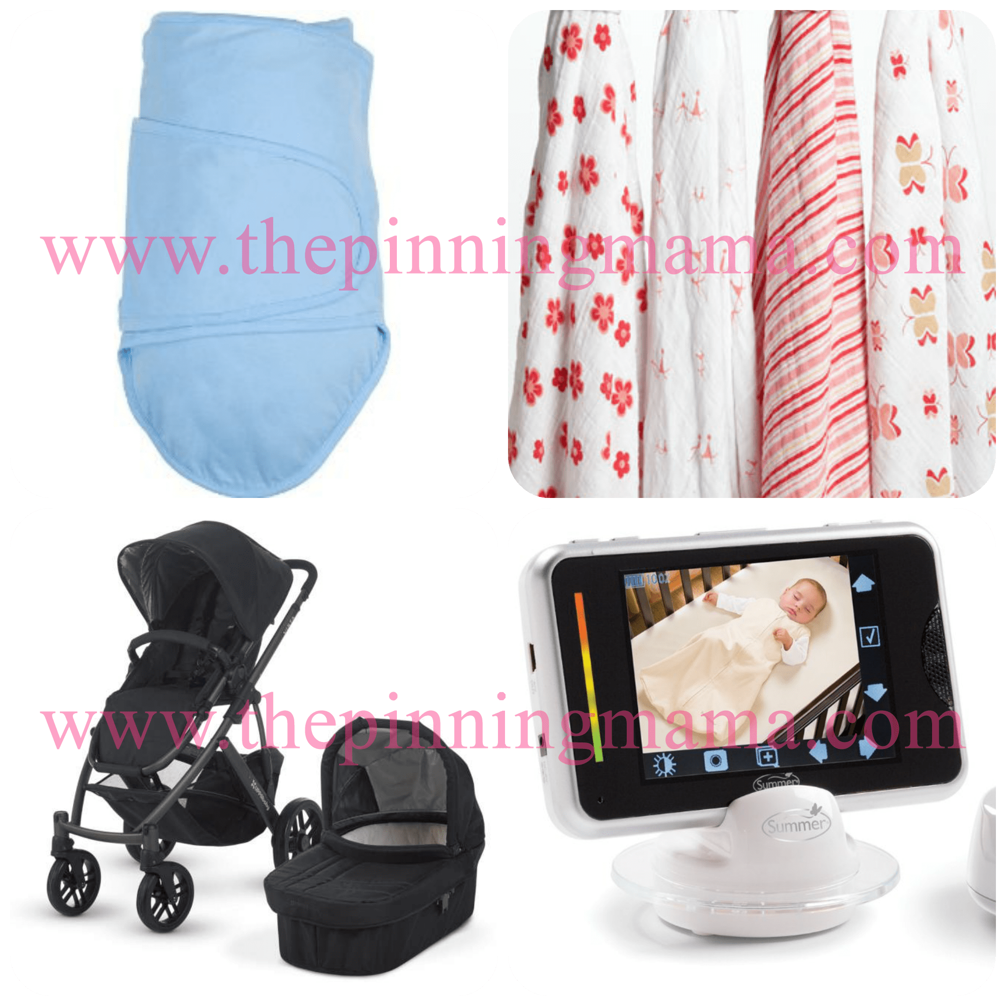 mom must haves, must-haves, mom essentials, essentials, baby essentials, baby products, uppababy, phil teds, swaddle, blankets, strollers, monitor, summer infant