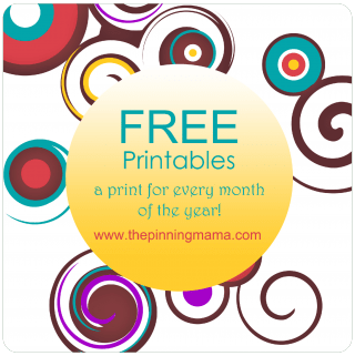 Printables! Freebies! OH MY!