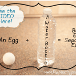 {Pin Test} Easiest Way to Seperate an Egg!