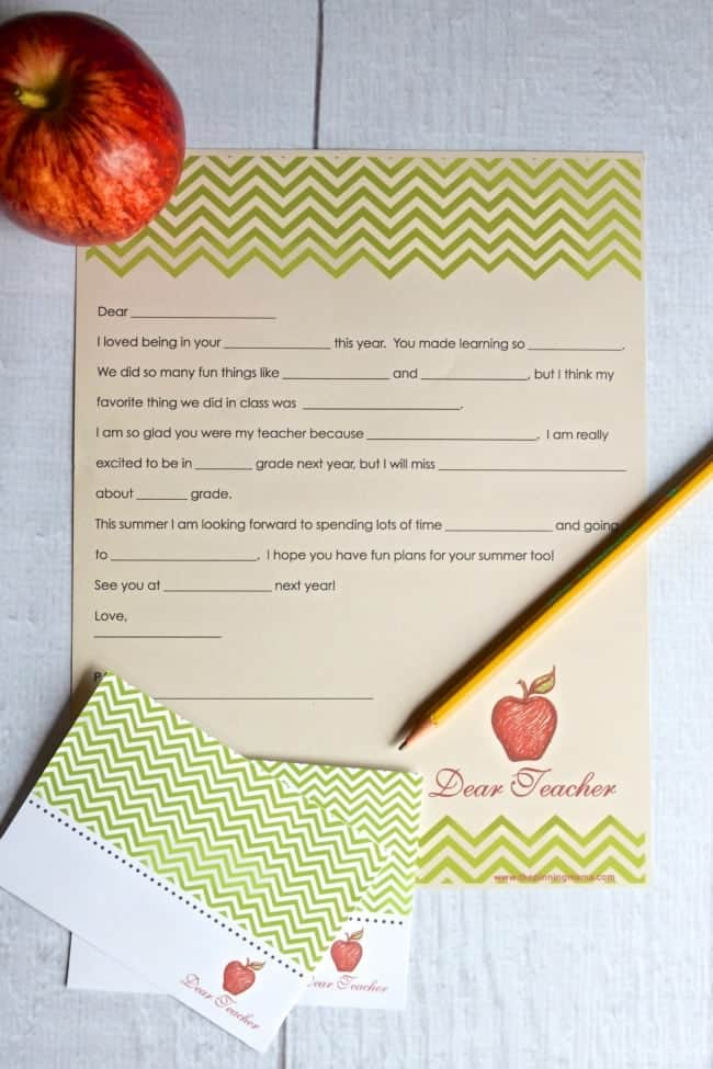 Gifts for Teachers www.thepinningmama.com