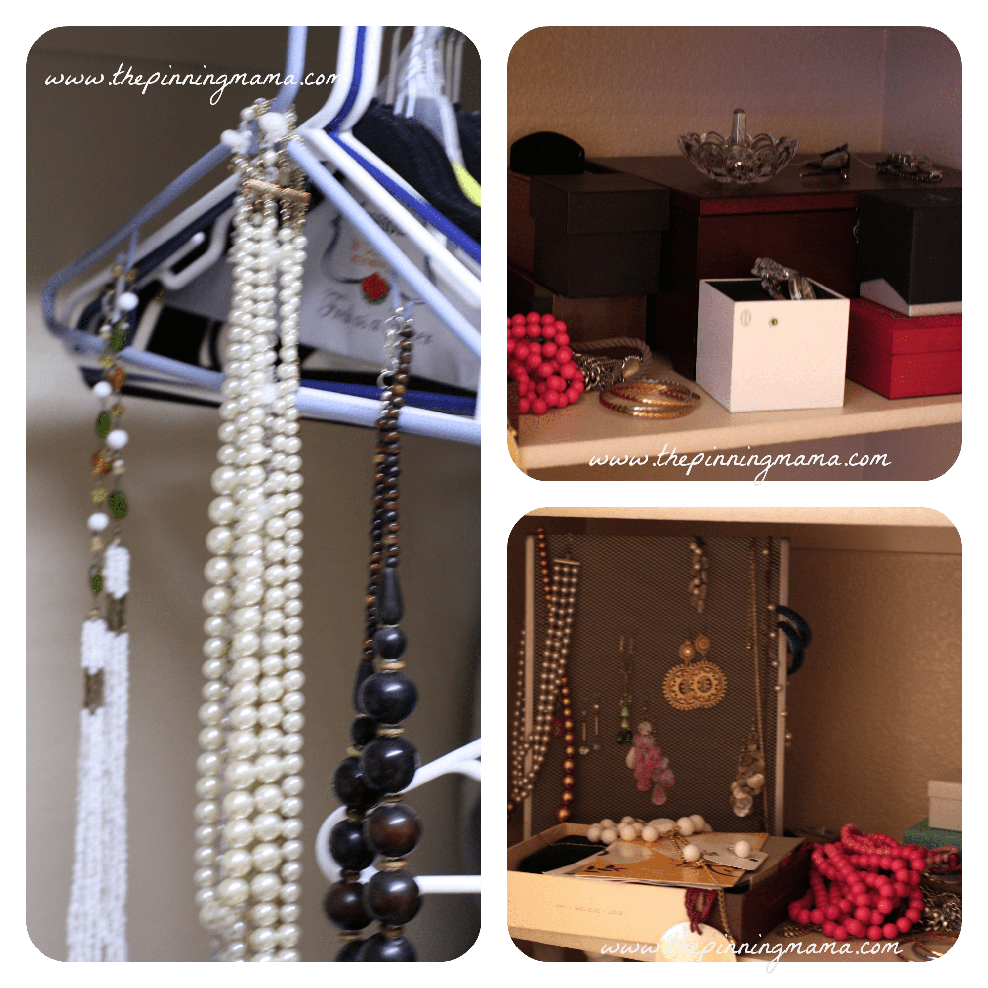 diy How to Make a Jewelry Organizer The Pinning Mama
