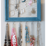 {diy} How to Make a Jewelry Organizer