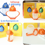 Product Review - Lollacup Sippy Cup www.thepinningmama.com