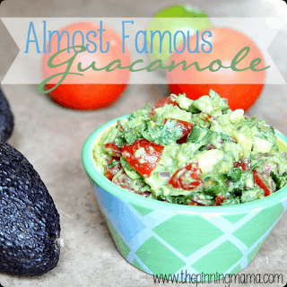 Almost Famous Guacamole