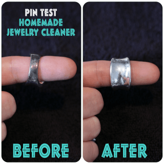 {Pin Test} Jewelry Cleaner
