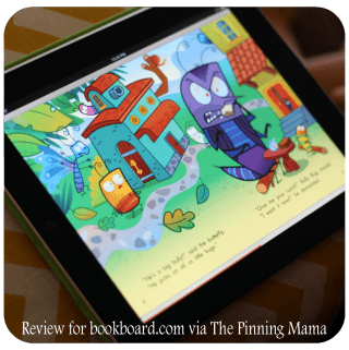 {Review} Bookboard App – A Digital Library For Kids