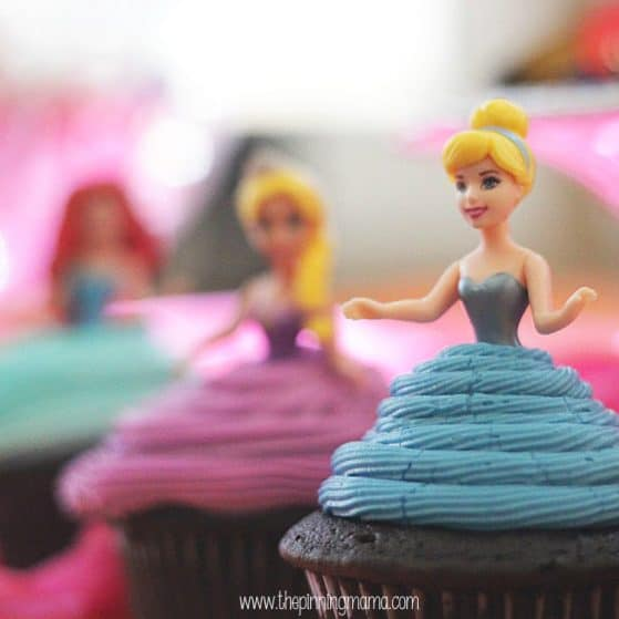 Disney Princess Party By www.thepinningmama.com #shop