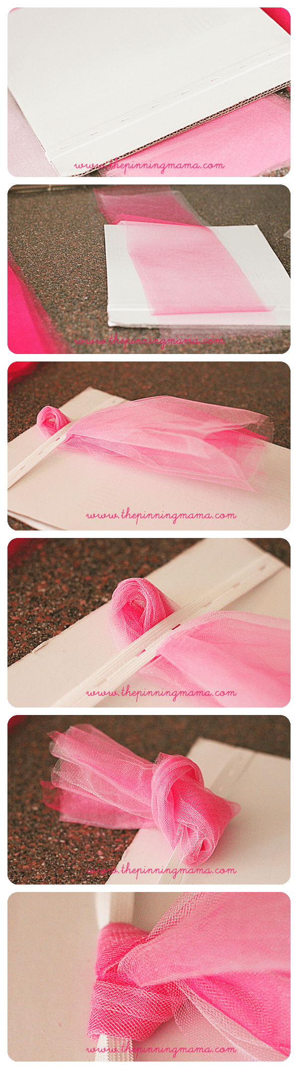 e14a304aae DIY No Sew Tutu for Little Girls • The Pinning Mama