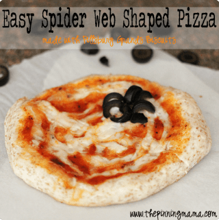 Easy Personal Pizzas with Pillsbury Grands Biscuits