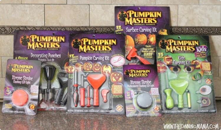 Pumpkin Carving + Paint with Pumpkin Master's