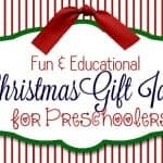 Fun and Educational Gift Ideas for Preschoolers