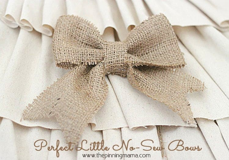ribbon decorations how to make bows