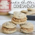 Trader Joe's Cookie Butter Cookie Sandwich Recipe