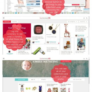 {Luvocracy} The Best New Way to Shop Online!