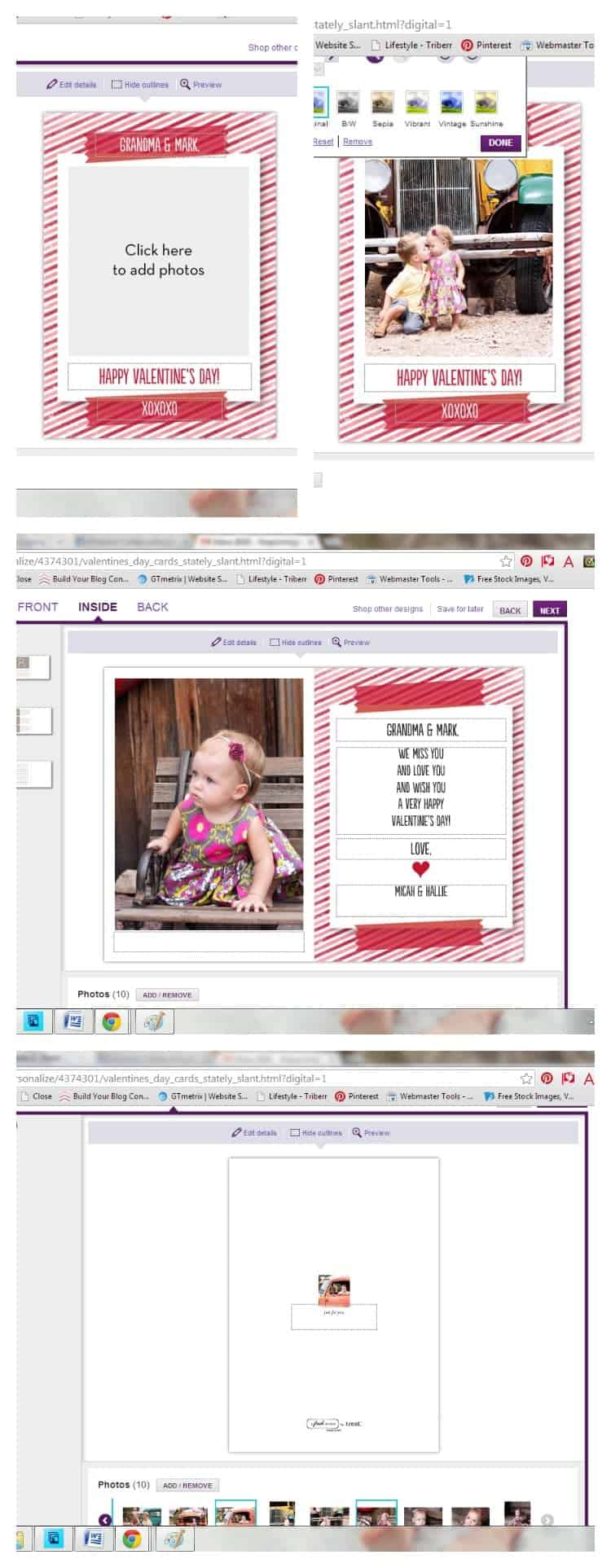 Treat Easy Online Greeting Cards