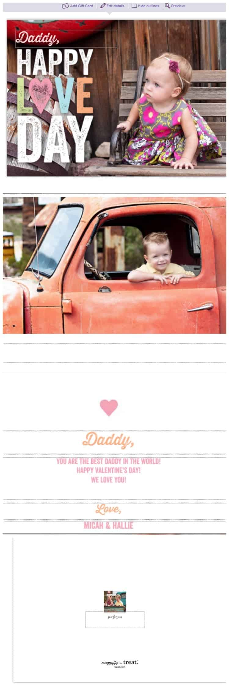 Treat Personalized Greeting Cards Promo Code The Pinning Mama