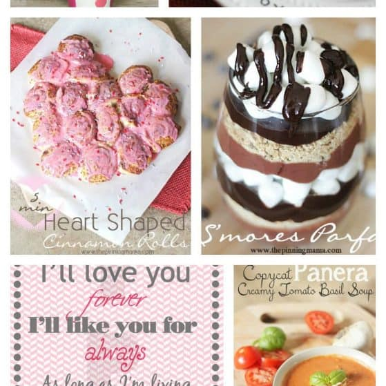 Easy Valentine's Day Ideas