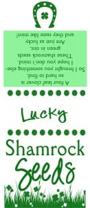 Shamrock Seeds Free Printable from www.thepinningmama.com