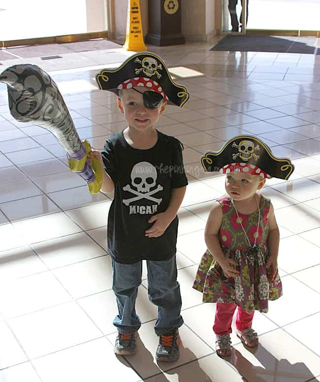 Micah's Pirate Birthday Party2 web