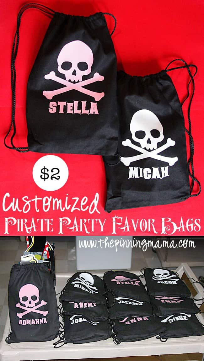 Micah's Pirate Birthday Party4 web