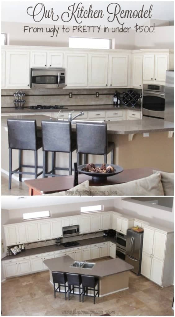 Diy Kitchen Remodel On A Budget how to remodel a kitchen on a tiny budget for a huge impact | the