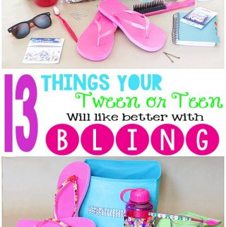 13 Things Your Teen or Tween Will Like Better with BLING!