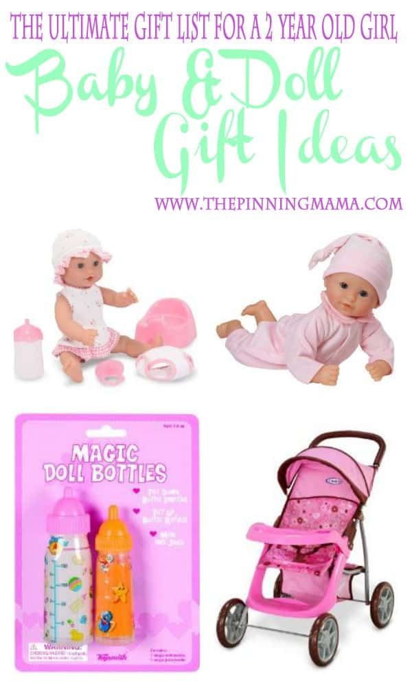 Baby Doll And Accessories Gift Ideas