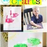 10 Summer Handprint Crafts