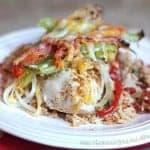 Easy Fajita Chicken Bake Recipe
