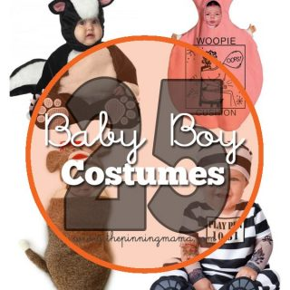 25 Super Cute Baby Boy Halloween Costumes