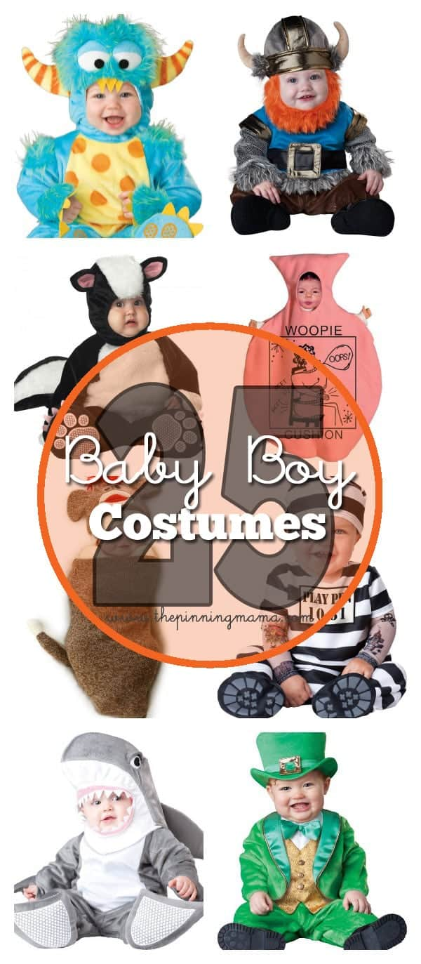 25 of the cutest baby Halloween costume ideas you've ever seen!