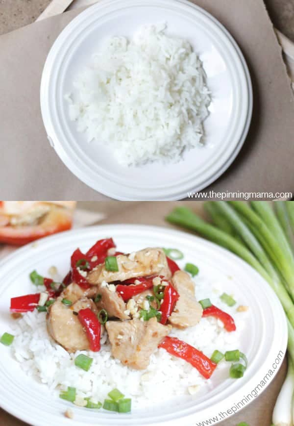 This isn't your average week night dinner! Quick & easy but filled with bold and fun flavors! Easy Thai Chicken Bake Recipe
