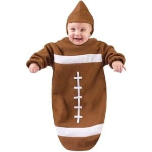 Infant Football Halloween Costume