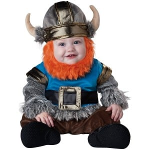 Baby Viking Halloween Costume