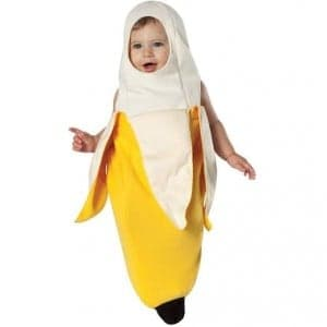 Infant Banana Halloween Costume