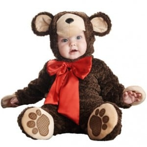 Baby Teddy Bear Halloween Costume
