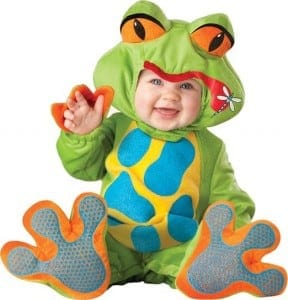 Baby Frog Halloween Costume  sc 1 st  The Pinning Mama : unique baby costume  - Germanpascual.Com
