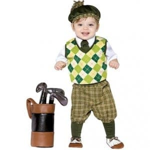 Baby Golf Halloween Costume