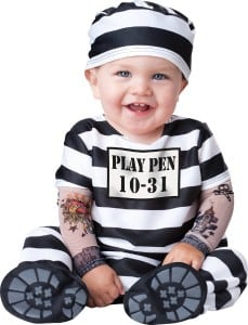 Baby Jail Bird Halloween Costume