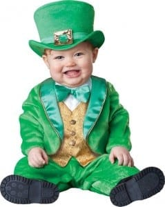 Baby Leprechaun Halloween Costume