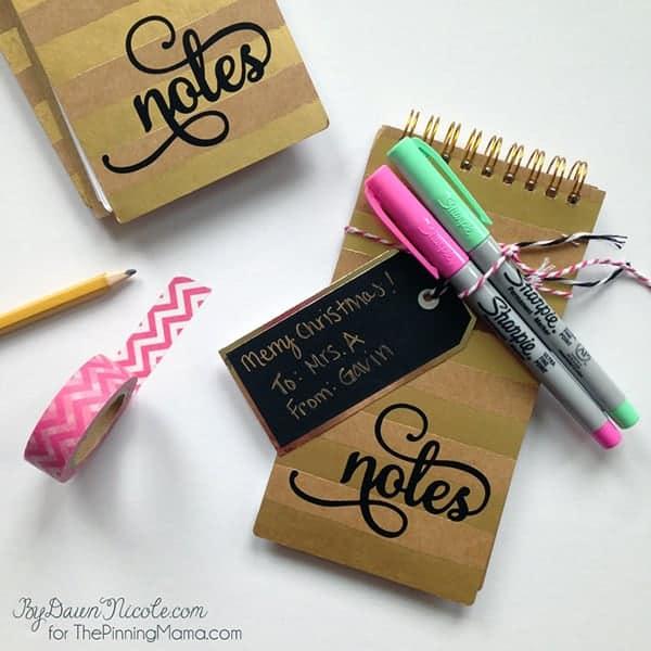 Simple DIY Teacher's Gift