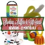Stocking Stuffers & Small Gifts for a Baby