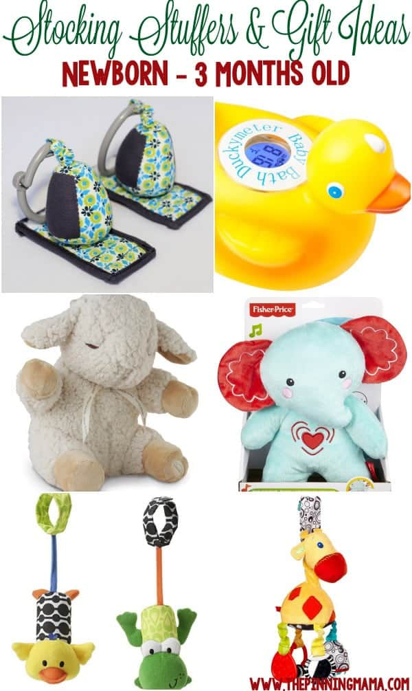 Baby Gift Ideas For Christmas : Stocking stuffers small gifts for a baby